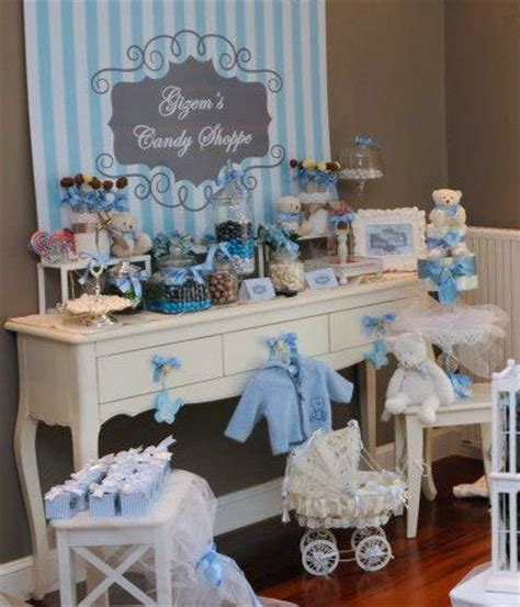 shabby chic boy baby shower shabby chic baby shower time for the holidays