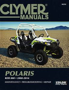 Polaris Rzr 800 Repair Manual  2008