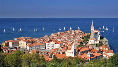 Koper, Piran and Izola (Slovene coastal towns) | Travel ...