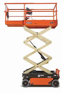 Narrow Electric Scissor Lifts Ideal For Working In