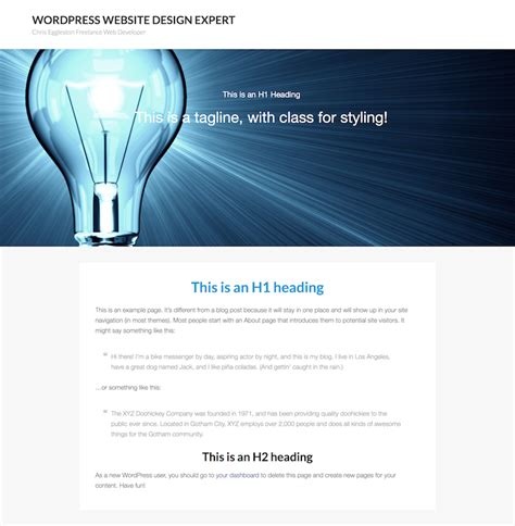 create new page template for blog in genesis genesis custom page template with widget area and