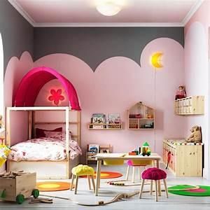 Chambre Ikea Enfant : bien choisir la couleur d 39 une chambre d 39 enfant marie claire ~ Teatrodelosmanantiales.com Idées de Décoration