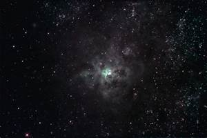 Black Space Nebula - Pics about space