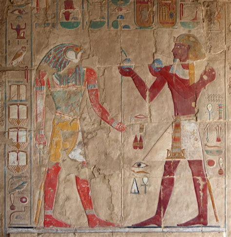 Arte Egípcia - InfoEscola