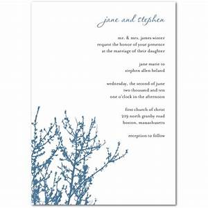 sample wedding invitations wording for you With samples of simple wedding invitations