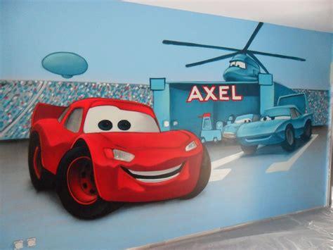 decoration chambre cars deco pour chambre cars