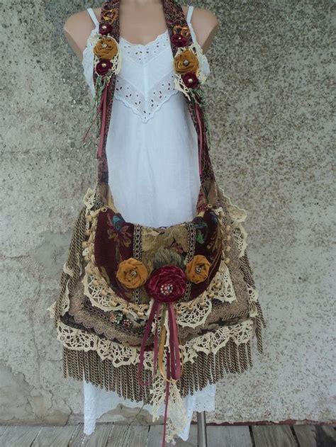 bags handbag trends large handmade boho carpet bag