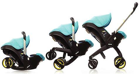 siege auto graco doona la première poussette qui fait tout le baby
