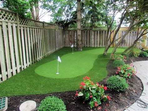 Backyard Golf Drills by Create Backyard Golf To Practice