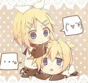 154 best Rin y Len images on Pinterest | Vocaloid len ...