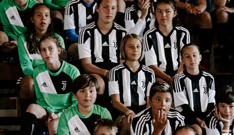 The first-ever girls Juventus Summer Camp - Juventus