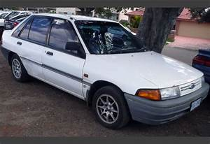 Used Ford Laser Review  1990
