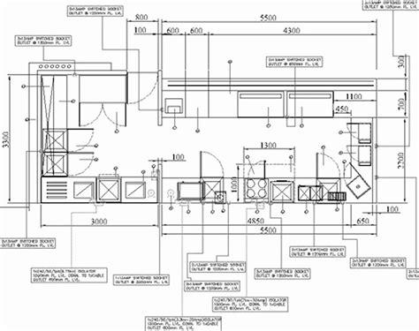 Restaurant Kitchen Measurements by Restaurant Floor Plans With Dimensions Kitchen