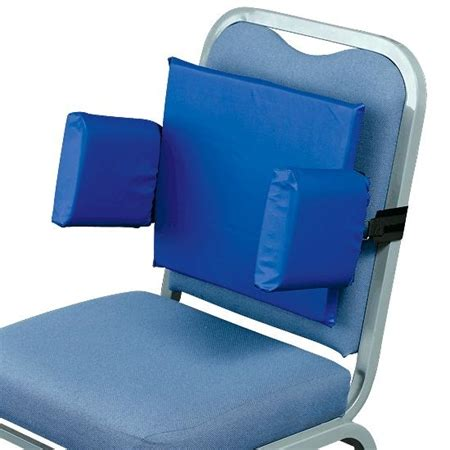 adjustable lateral chair support small special