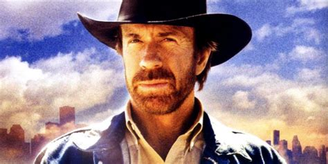 norris chuck ranger walker texas jared padalecki reboot age return cinemablend turned perfect lucky would