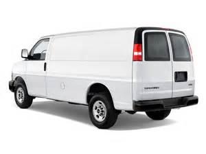 2017 Chevy 2500 Express Cargo Van