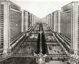 ad classics ville radieuse le corbusier archdaily