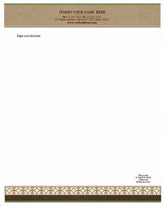 free legal letterhead templates letter of recommendation With legal stationery templates