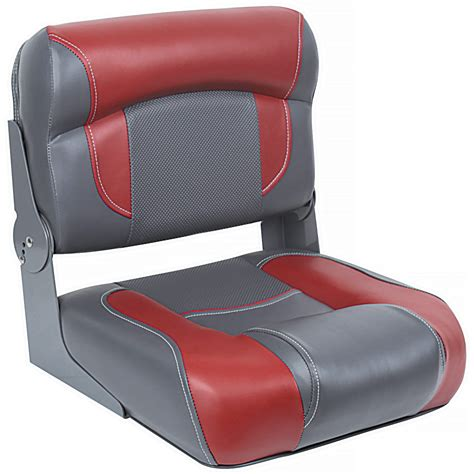 Folding Boat Seat Covers by Bass Boat Seats Low Back Folding Boat Seats