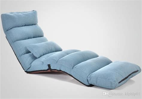 Reclining Chair Bed by 2019 Modern Foldable Reclining Floor Sofa Bed Living Room