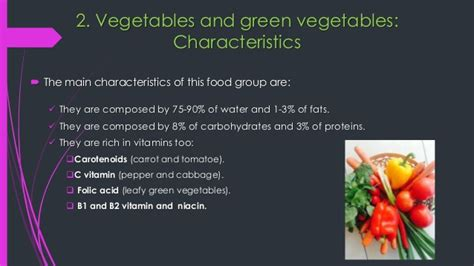 cuisine characteristics vegetables and green vegetables