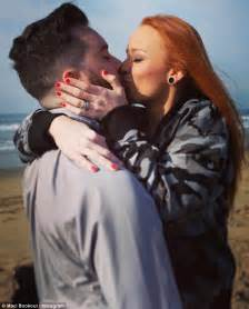 og 39 s maci bookout and fiancé mckinney are expecting a baby boy daily mail - Maci Bookout Engagement Ring