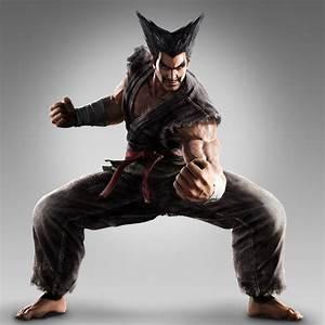 Tekken Tag Tournament 2 - Character Renders