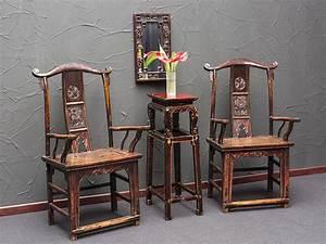 Antike Stühle Gebraucht : m bel asiatisch st hle mit teetisch aus china von chinesische antiquit ten ursula fl s wuppertal ~ Indierocktalk.com Haus und Dekorationen