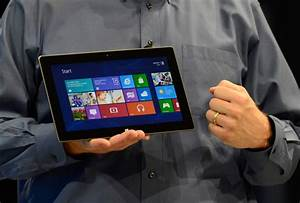 Surface Rt 2012 : microsoft announces surface tablet updated gizmodo ~ Melissatoandfro.com Idées de Décoration