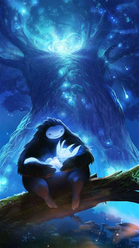 Ori And The Blind Forest Wallpaper Ori And The Blind Forest Wallpapers Or Desktop Backgrounds