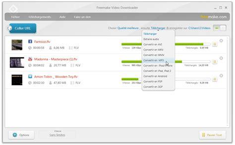 Télécharger Freemake Video Downloader Pour Enregistrer Youtube