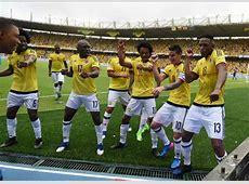 Colombia ganó 10 a Bolivia en Barranquilla con gol de