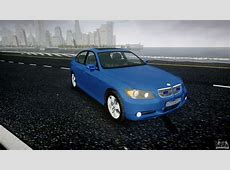 BMW 3Series Unmarked [ELS] for GTA 4