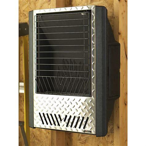 garage heater gas solar fusion vent free heater gas 162593