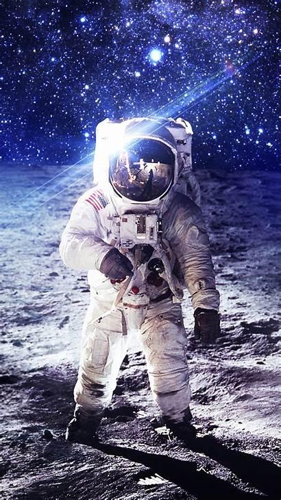 Astronaut Nasa 4k Moon Wallpapers Iphone 2560