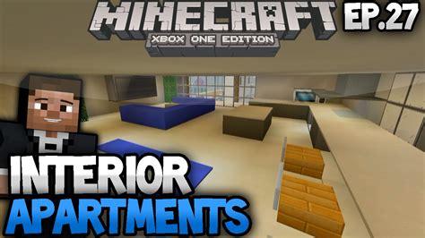 minecraft interior design kitchen minecraft xbox one building a modern city ep 27 7507