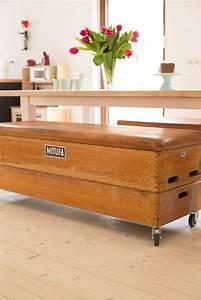 Möbel Aus Turngeräten : die truhe aus einem turnkasten gefertigt ~ Michelbontemps.com Haus und Dekorationen