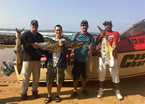 Deep Sea Charter Boat Fishing Durban by Casea Charters Rates For Deep Sea Fishing In Umhlanga