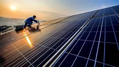 Solar Wallpapers Energy Panel