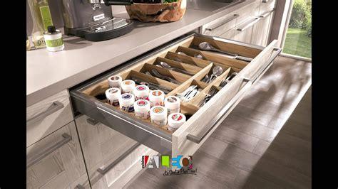 tiroire cuisine aménagement interieur de tiroir et meuble cuisine