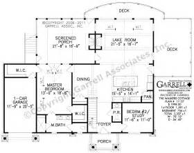 cottage house floor plans walkers cottage house plan country farmhouse southern