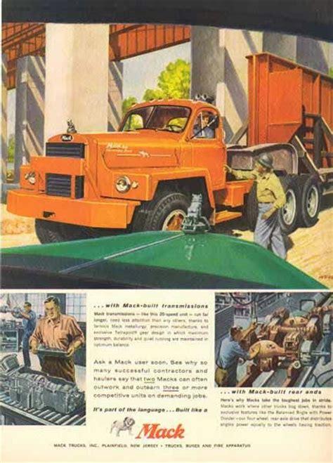 Mack Truck Ads Trucks