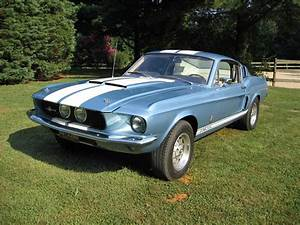 1967 SHELBY GT500 FASTBACK - 44077