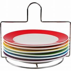 Service Assiette Design : assiette pas cher les bons plans de micromonde ~ Teatrodelosmanantiales.com Idées de Décoration