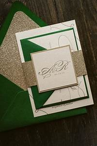 17 best ideas about emerald green weddings on pinterest for Letterpress wedding invitations gold coast