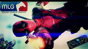 MLG Deadpool Thumbnail by K4shike on DeviantArt