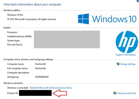 Where To Find A Win 10 Product Key After