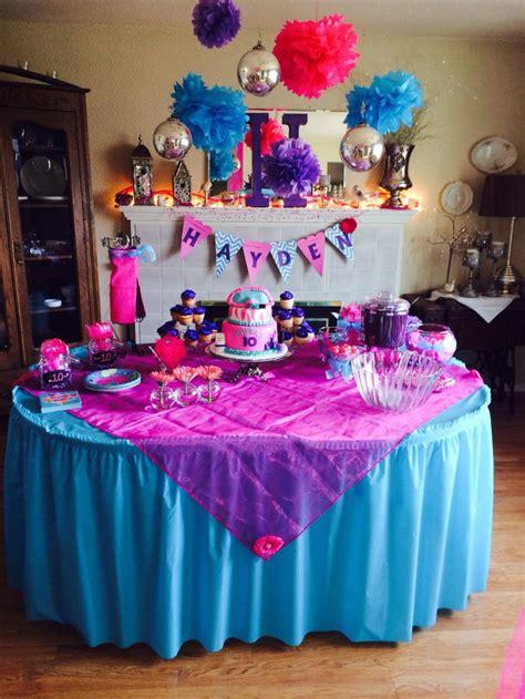 girls  birthday party teenage girls birthday party