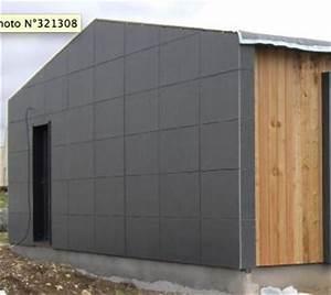 Bardage Fibre Ciment : le bardage bois composite etc ~ Farleysfitness.com Idées de Décoration