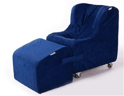 chill out in special chairs for special needs individuals